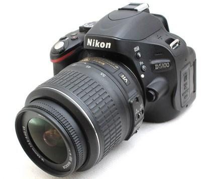 Nikon D5100 レンズキット
