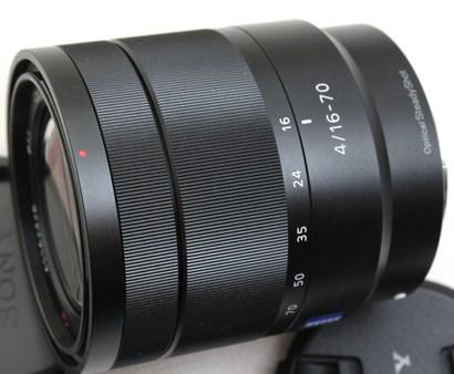 SONY Vario-Tessar T* E 16-70mm F4 ZA OSS SEL1670Z